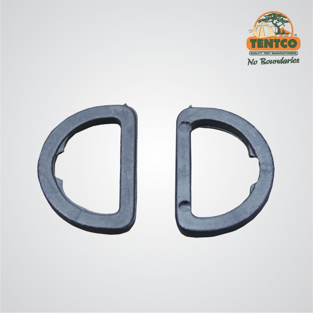 D-ring 25mm PLASTIC