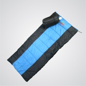 bundu sleeping bag blue-min